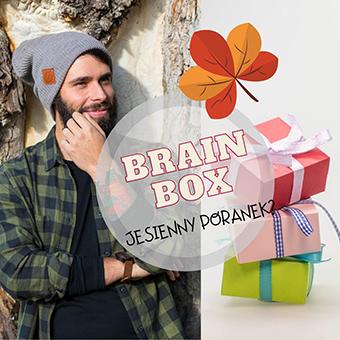 Brain Box prezenty świąteczne dla pracowników male